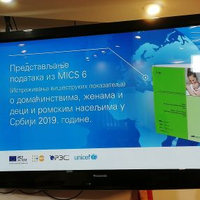 Presentation of  MICS 6 results
