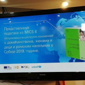 Promocija rezultata Istraživanja višestrukih pokazatelja položaja žena i dece u Srbiji 2019.